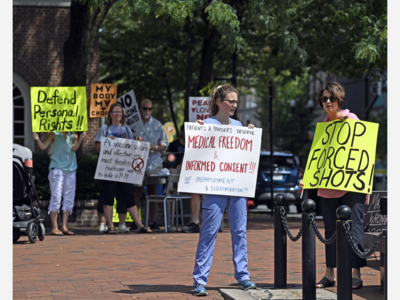 100's of Penn State faculty may teach remotely to protest lack of vaccination mandate